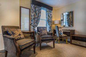 Golden Fleece Superior Double Room Seating