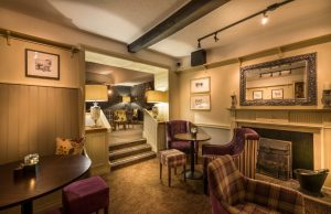 View through to private function room